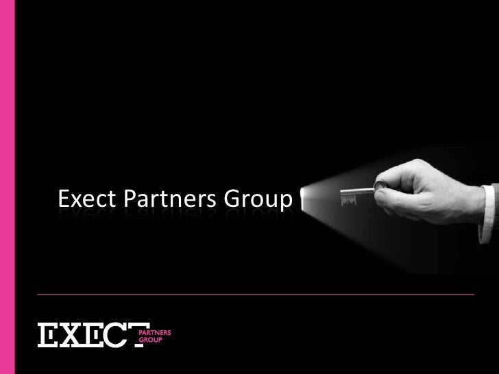 Exect Partners Group <br />