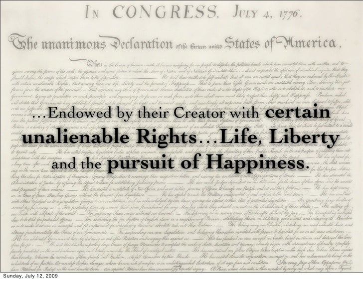 the three unalienable rights Inalienable definition is — incapable of being alienated, surrendered, or transferred how to use inalienable in a sentence did you know.