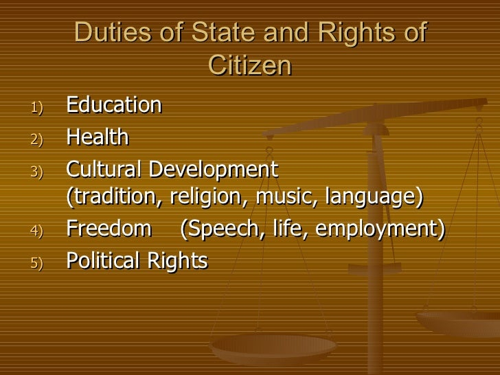 right and duties of citizens 1 core module 21 rights and responsibilities of citizens foundation part: rights, responsibilities and the rule of law • how do our rights and responsibilities.