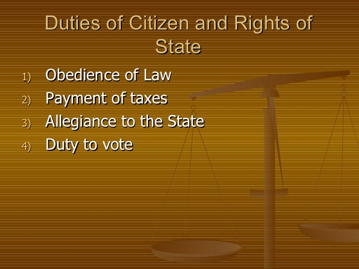 essay on rights and duties Citizens rights and responsibilities duties and responsibilities 2 salary (per hour/ annual) 26th amendment and rights/responsibilities essay.