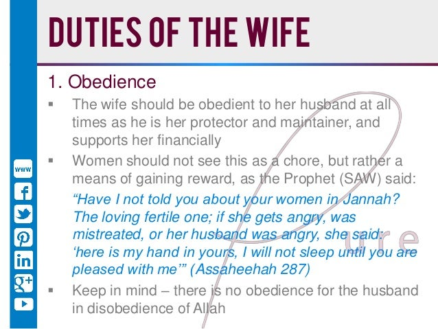 how to become a good wife to your husband