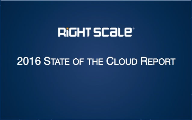 • Significant growth in hybrid cloud adoption • Companies use six clouds on average – 3 public, 3 private • More enterpr...