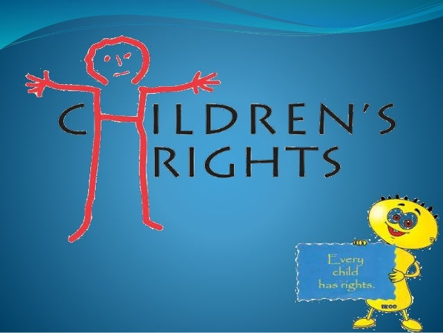 Rights that ensure that a child is given all opportunities to develop his/her potential and evolve into a well-rounded ind...
