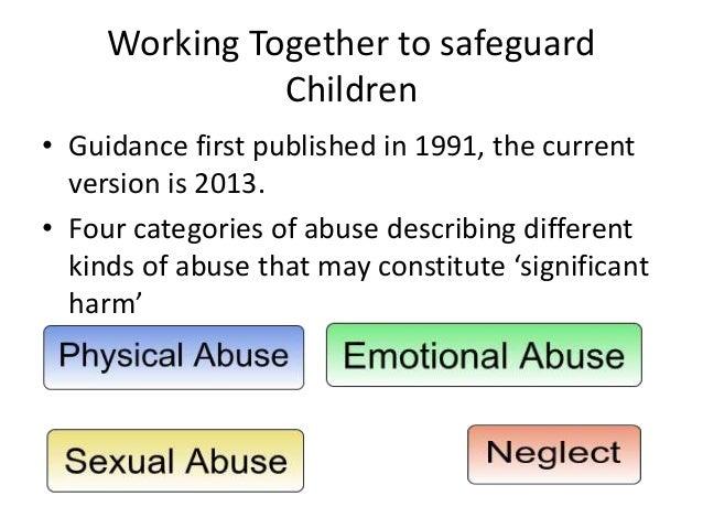 Current ni legislation guidance for safeguarding