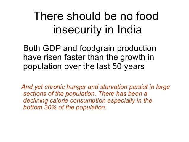 right to food india From food security to food justice ananya mukherjee february 01 yet, the indian elite shrieks at the prospect of formalising a universal right to food india's problem is not only to secure food.