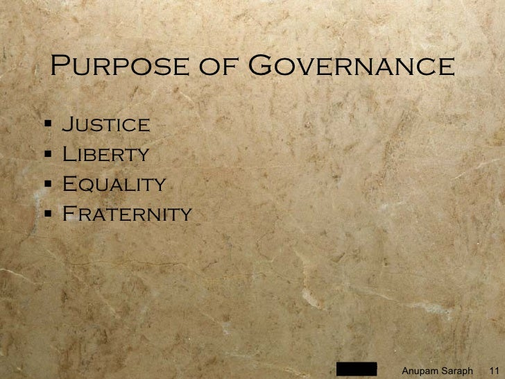 right to information and good governance With transparency and good governance in mind, indian law provides citizens  with the right to ask for information from public bodies any citizen can make an.