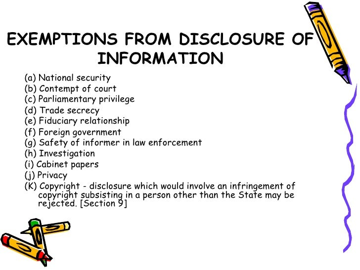 Essay on Right to Information Act 2005