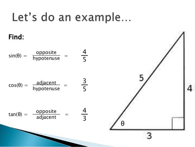 how to remember cos and sin values triangle