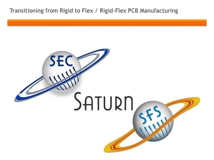Transitioning from Rigid to Flex / Rigid-Flex PCB Manufacturing