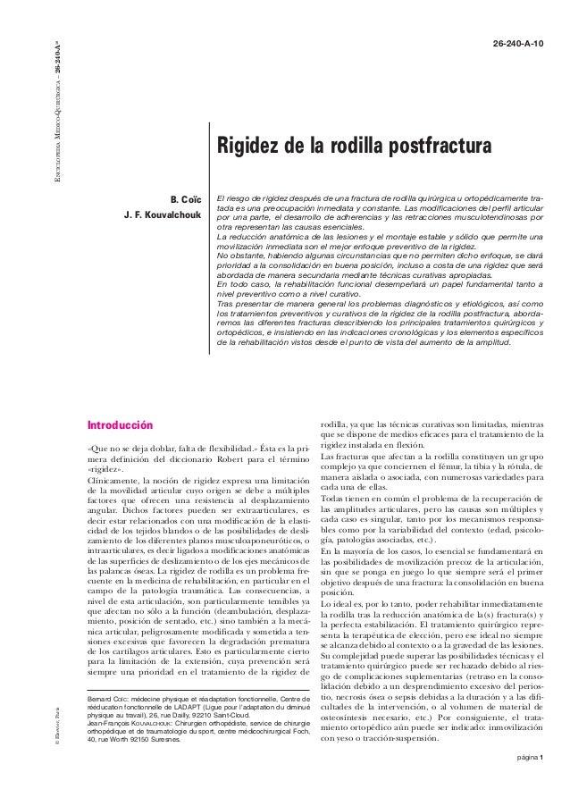 ENCICLOPEDIA MÉDICO-QUIRÚRGICA – 26-240-A10                                                                               ...