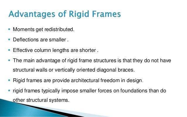 advantages of concrete frame construction