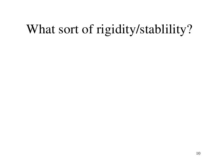 Rigidity And Tensegrity By Connelly