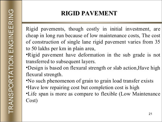 Rigid Pavements Pdf