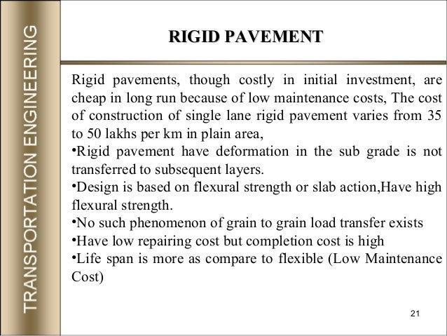 Rigid Pavements Pdf