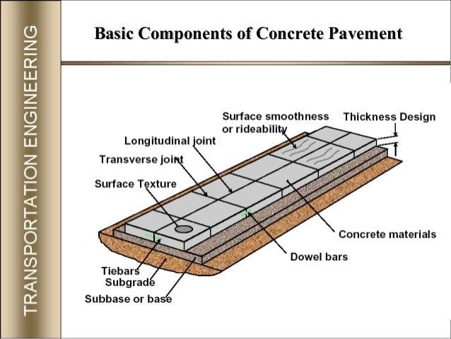 Rigid pavement design 20-7-09. Ppt   road surface   concrete.