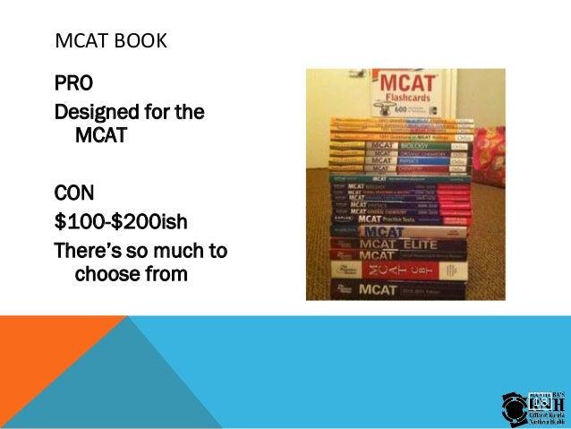 RIG MCAT PRESENTATION 2017