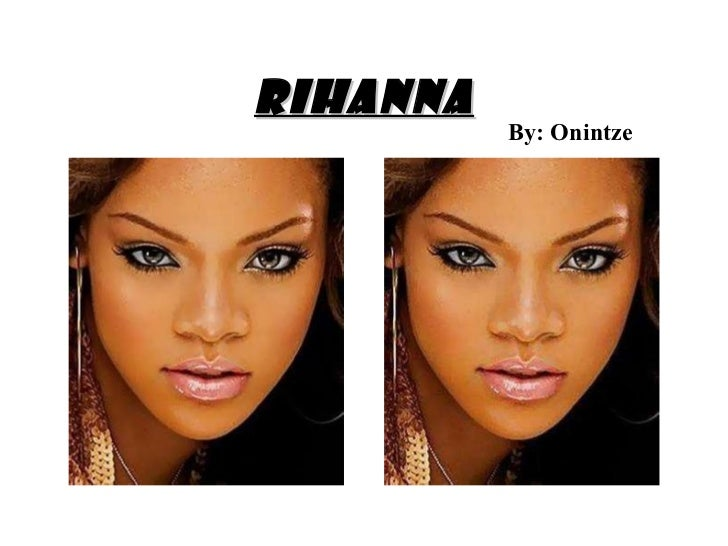 RIHANNA By: Onintze