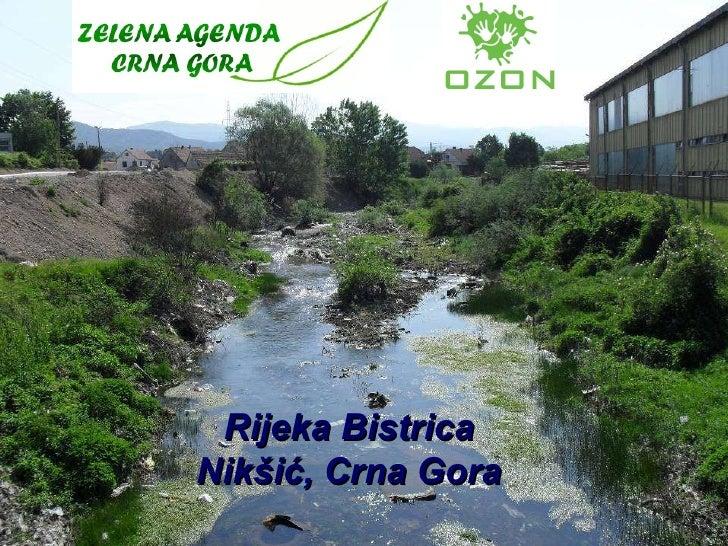 Rijeka Bistrica Nikšić, Crna Gora