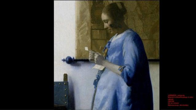 VERMEER, Johannes The Milkmaid c. 1658 Oil on canvas, 45,5 x 41 cm Rijksmuseum, Amsterdam