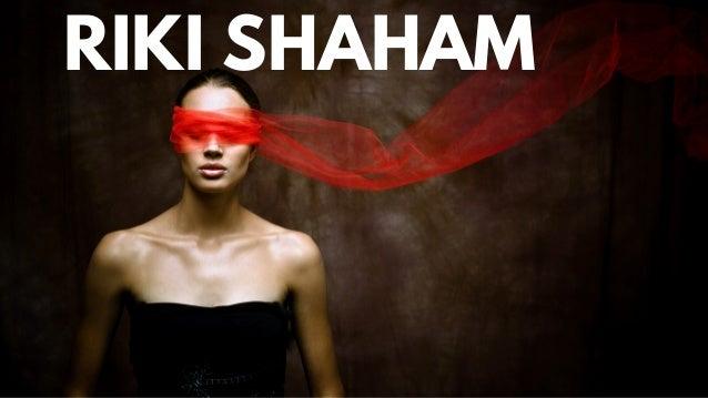 RIKI SHAHAM