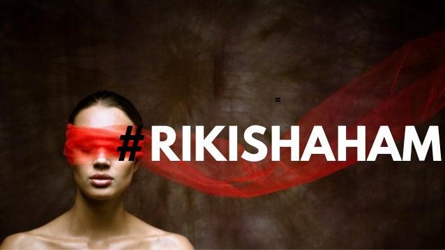 Riki Shaham ריקי שחם Slide 3