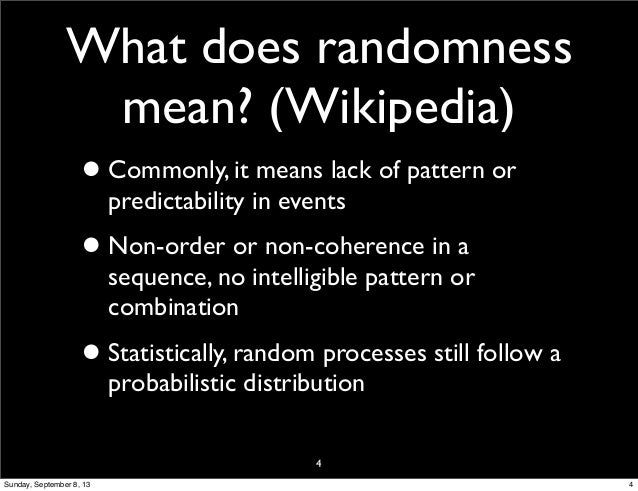 Erlang, random numbers, and the security: London Erlang User