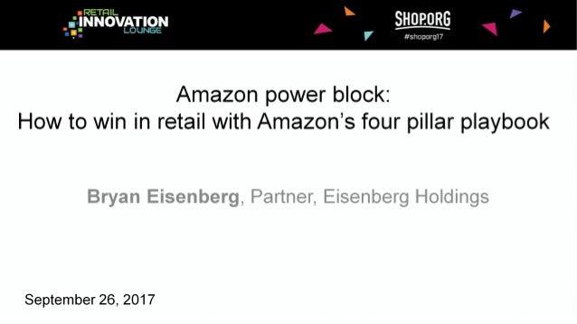 © 2017 BuyerLegends.com / @TheGrok #CCS2017 This is your title Slide Bryan Eisenberg, Partner, Buyer Legends, LLC @TheGrok