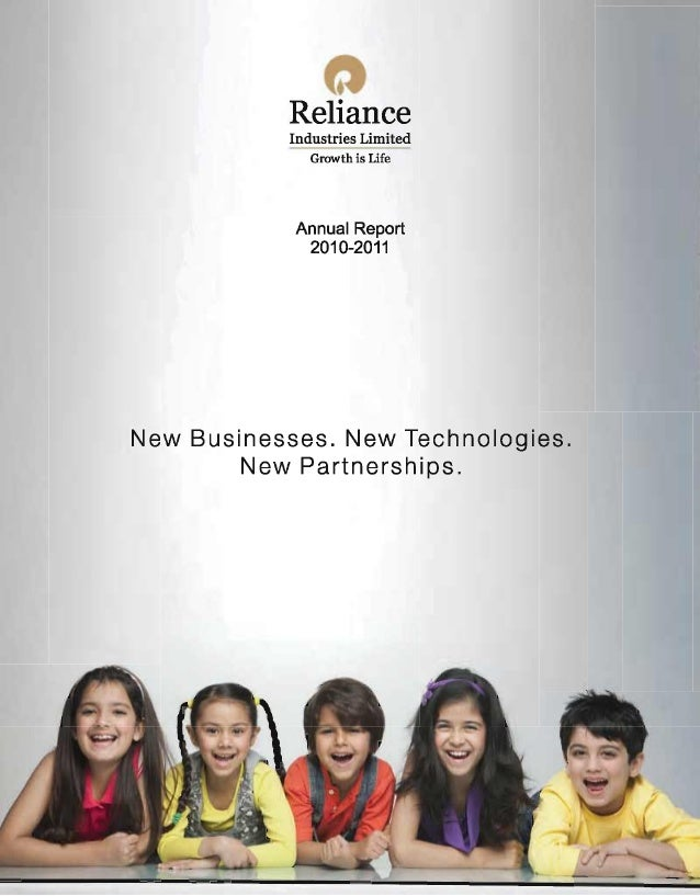 Reliance Industries Limited     1                              Contents                     07       Company Information  ...