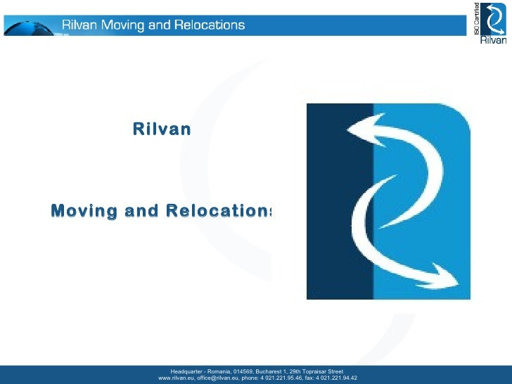 Rilvan  Moving and Relocations