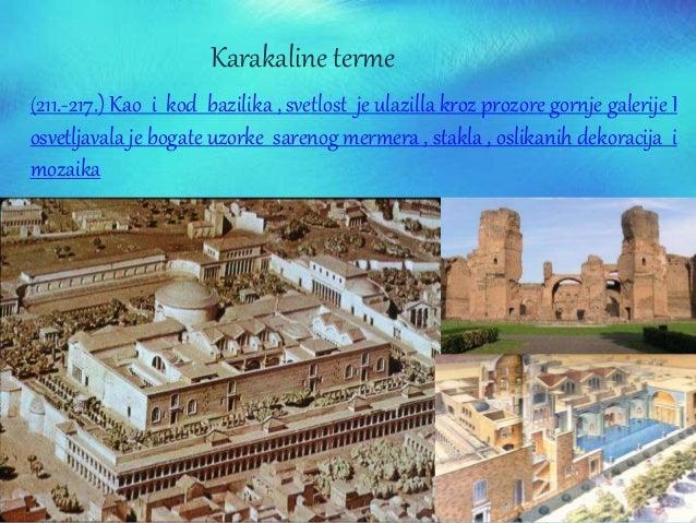 Mauzoleji Mauzolej je veliki impresivni grob obicno izgradjen za umrlog vodju ili neku drugu znacajniju osobu. Hadrijanov ...