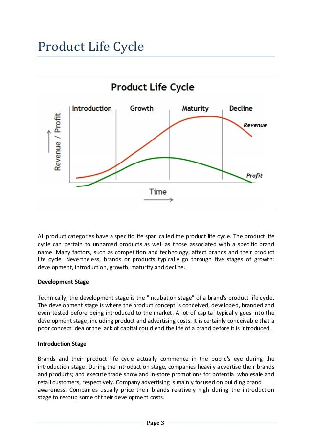 product life cycle 2 essay Printing & writing papers life-cycle assessment summary report 1 flows associated with the entire life cycle of a product or a service, usually.