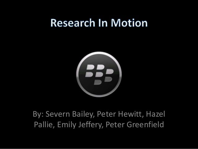 By: Severn Bailey, Peter Hewitt, Hazel Pallie, Emily Jeffery, Peter Greenfield