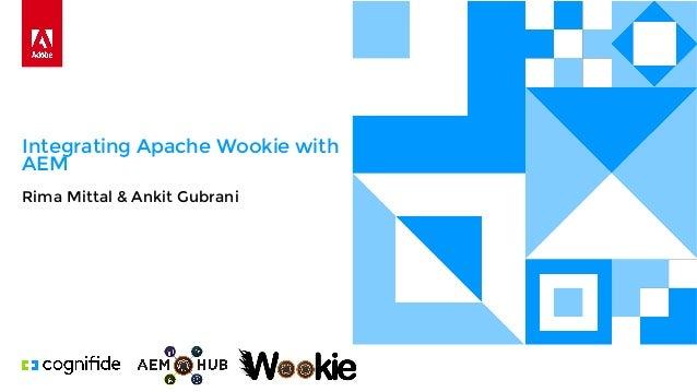 Integrating Apache Wookie with AEM Rima Mittal & Ankit Gubrani