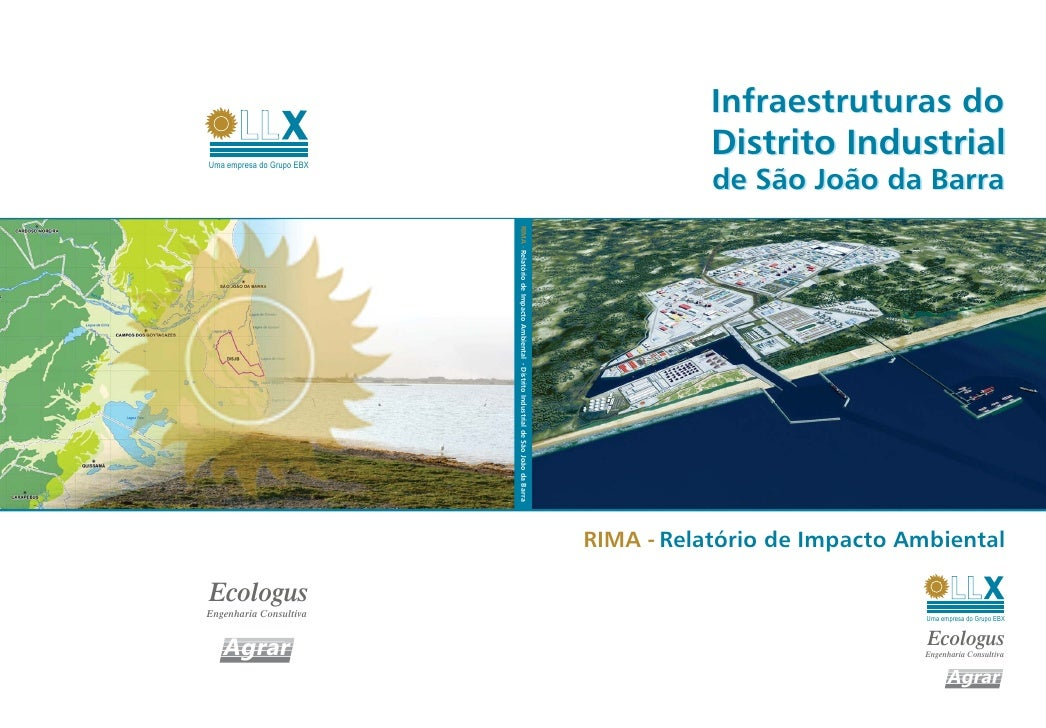 Infraestruturas doUma empresa do Grupo EBX                                                                                ...