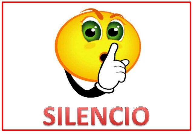 RIMAS PARA PEDIR SILENCIO EN CLASE