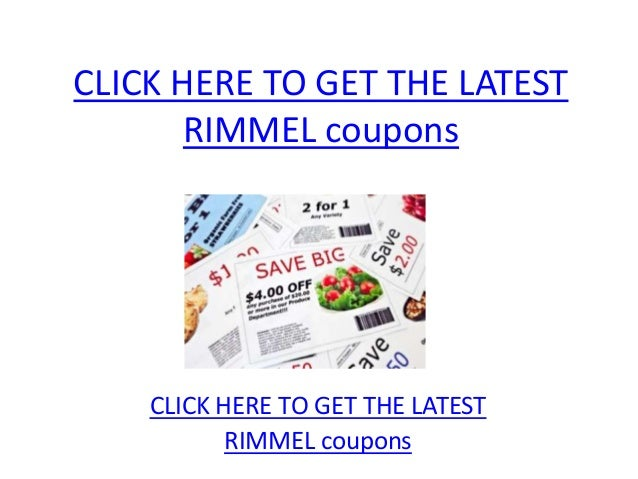 picture about Rimmel Coupons Printable called RIMMEL discount coupons - Printable RIMMEL discount codes