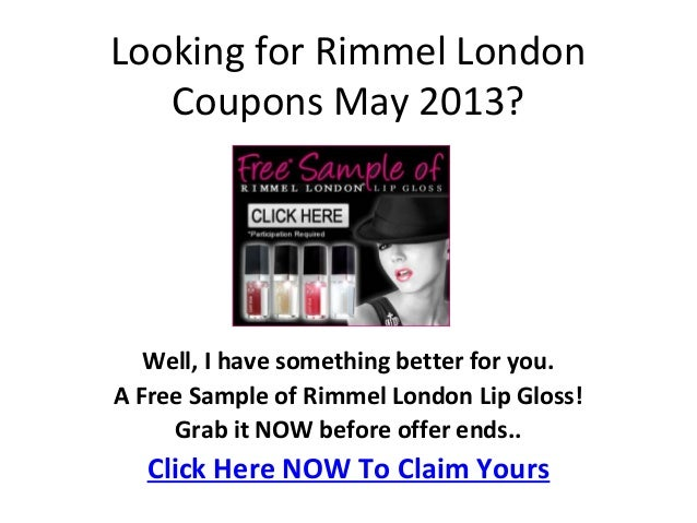 photograph regarding Rimmel Coupons Printable named Rimmel london discount codes printable : Birthday convey on the net