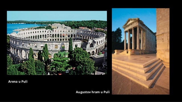 Rimske Provincije Na Tlu Danasnje Hrvatske