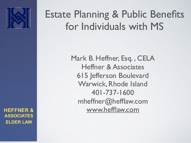 HEFFNER &