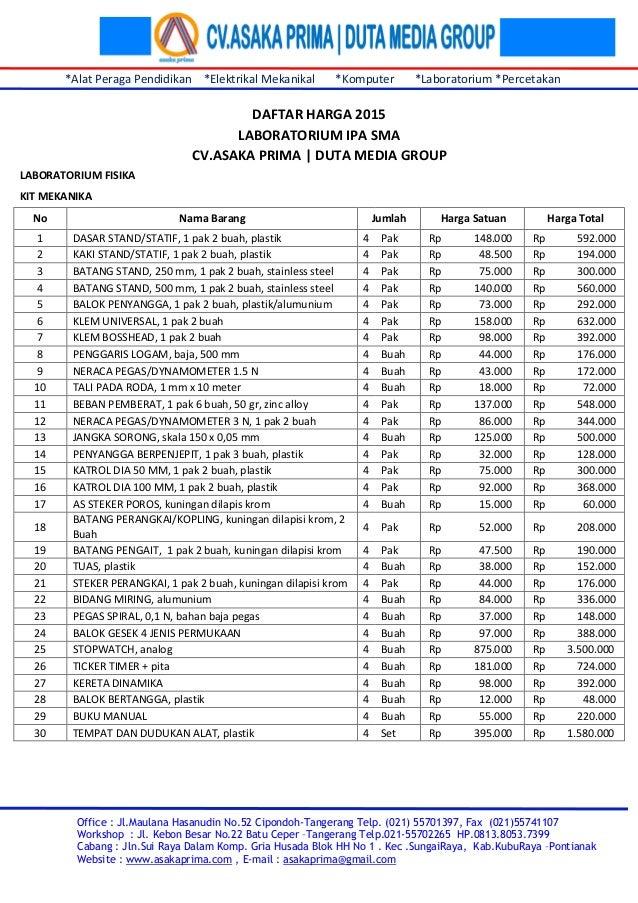 Image Result For Alat Peraga Ipa Sd