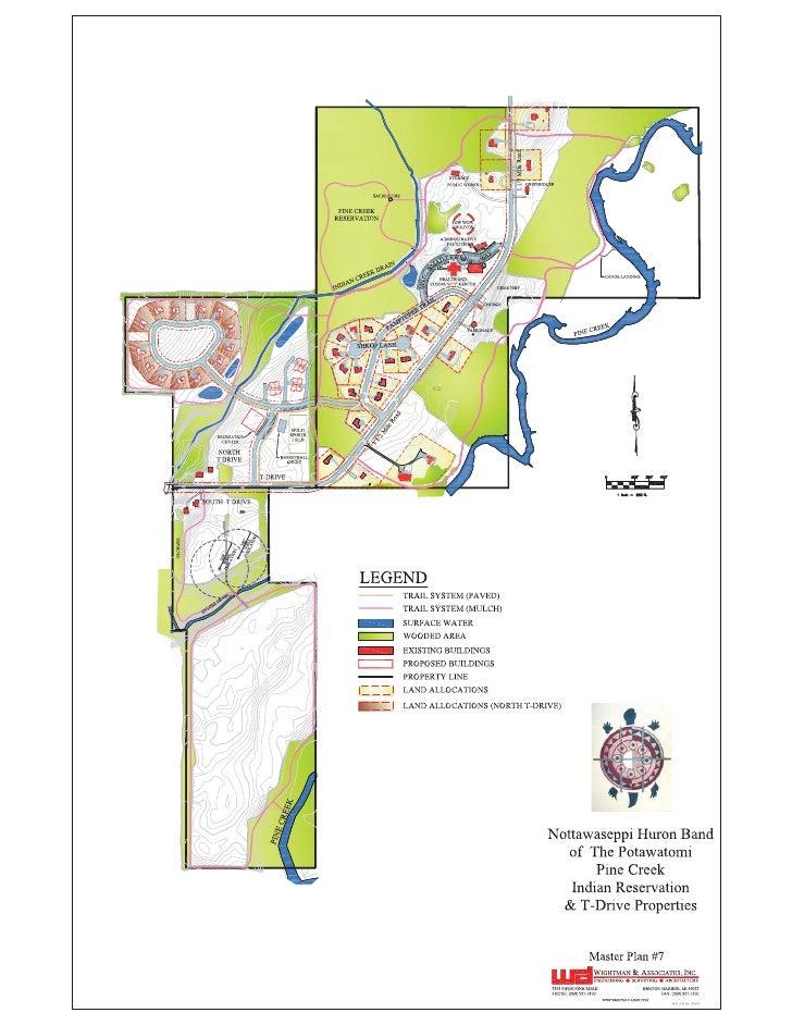 Rine Creek Reservation Master Plan