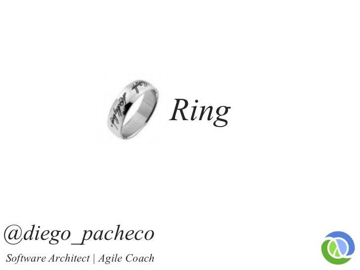 Ring@diego_pachecoSoftware Architect | Agile Coach