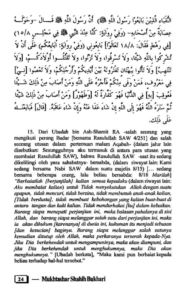 Ringkasan Mukhtasar Shahih Bukhari 1 Syaikh Muhammad Nashiruddin A