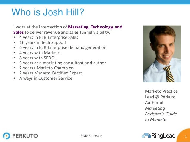 How to Be a Marketing Automation Rockstar Slide 3