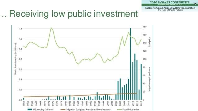 .. Receiving low public investment