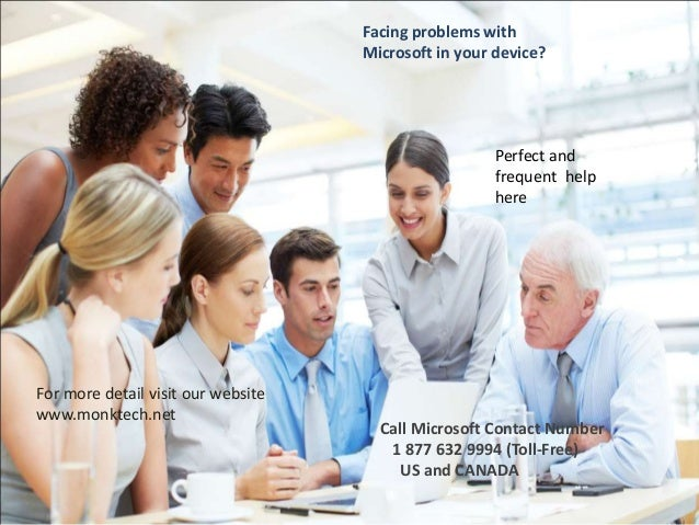 Facing problems with Microsoft in your device? Perfect and frequent help here Call Microsoft Contact Number 1 877 632 9994...