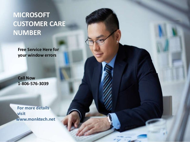 MICROSOFT CUSTOMER CARE NUMBER Free Service Here for your window errors Call Now 1-806-576-3039 For more details visit www...
