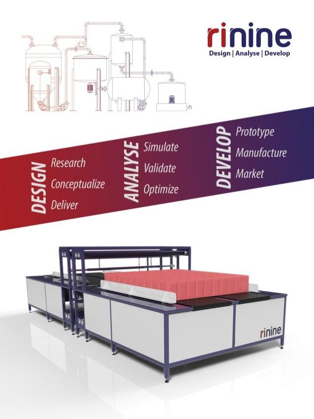 """'/ '""  C' . r ~ pl    ""NINE  =  Design |  Analyse |  Develop     % Prototype  a Sim""/ are E.  Manufacture  Research >- - ..."