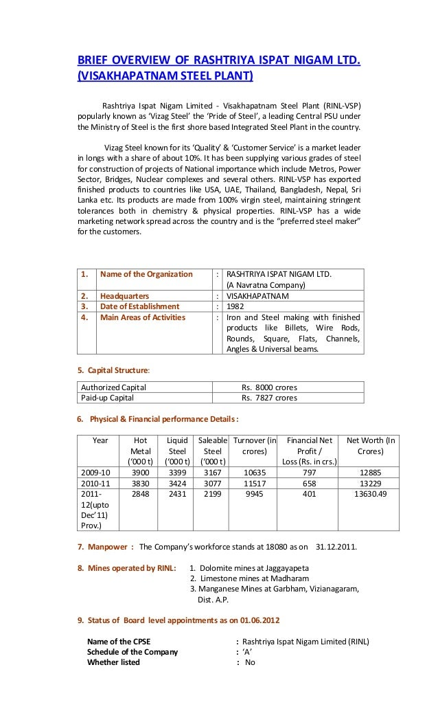 ratio analysis visakhapatnam steel plant Rinl vizag steel plant management trainee syllabus 2018 -2019 issued by rashtriya ispat nigam ratios and proportions vizag steel plant syllabus for.
