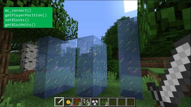 r in minecraft